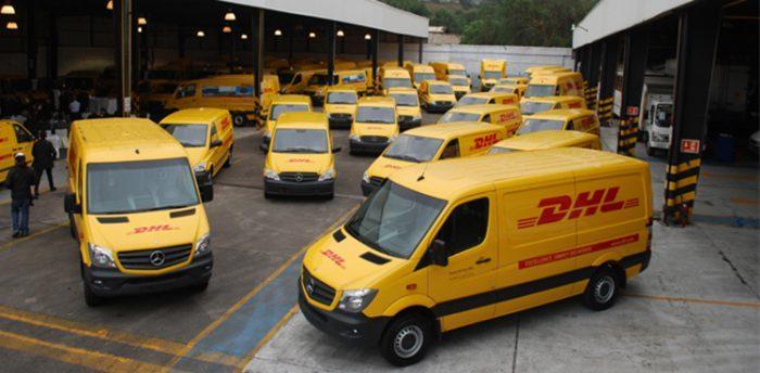 Gửi hàng đi Mỹ DHL tại Hà Nội