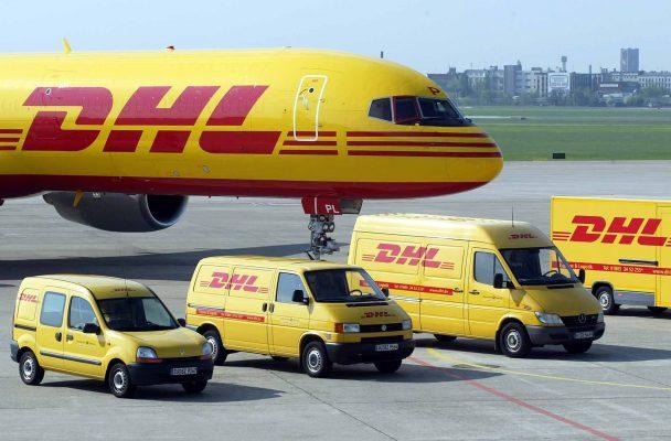 DHL quận Tân Phú