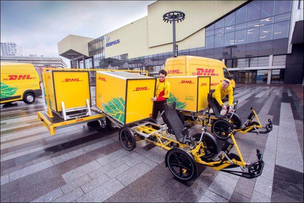 Dịch vụ chuyển phát nhanh DHL tại quận Thủ Đức