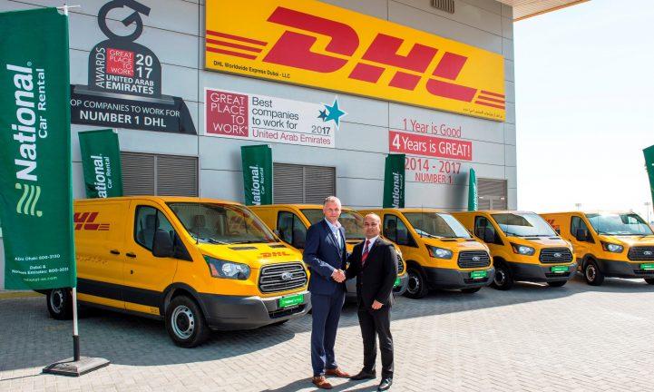 Chuyển phát nhanh DHL đi Algeria