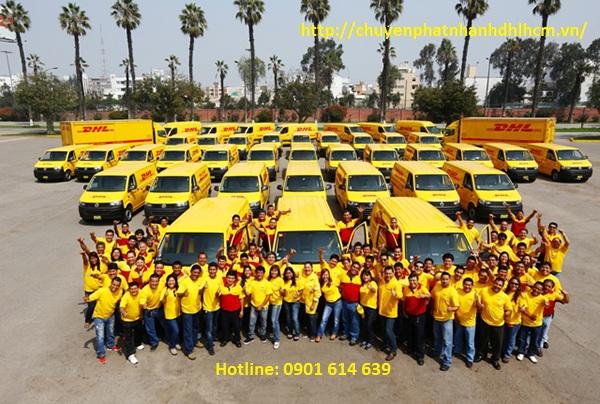 Chi Nhánh DHL Hà Nội