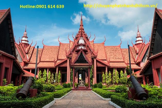Chuyển phát nhanh DHL đi Campuchia