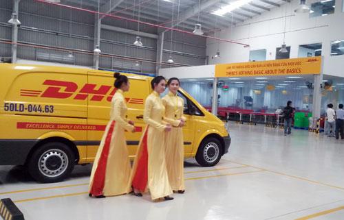 Mức giá Chuyển hàng đi úc tại quận Bình Thạnh tại DHL nhiều ưu đãi hấp dẫn