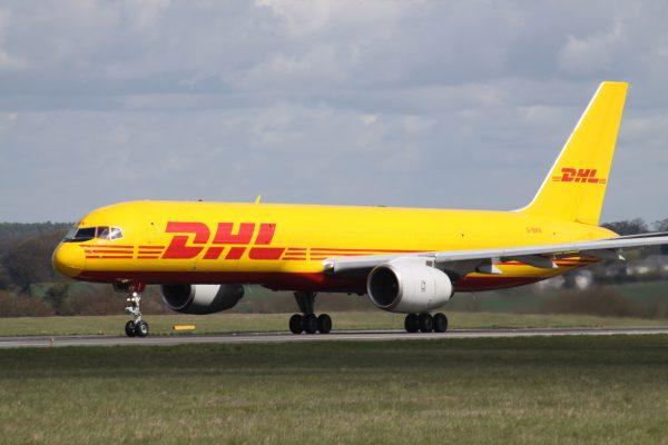 Dịch vụ gửi hàng quốc tế DHL tại quận 8