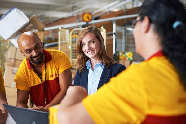 Dịch vụ gửi hàng quốc tế DHL tại quận 5