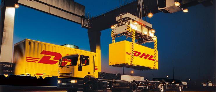 Dịch vụ chuyển hàng đi Mỹ tại quận Bình Chánh của DHL HCM rất uy tín