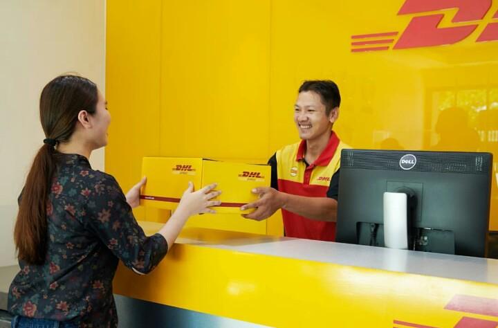 DHL là đơn vị cung cấp dịch vụ chuyển phát nhanh đi Mỹ tại quận Gò Vấp uy tín nhất