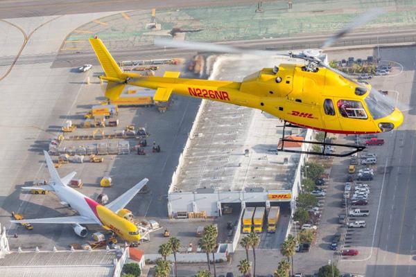 Dịch vụ chuyển phát nhanh đi Úc tại quận 4 của DHL HCM