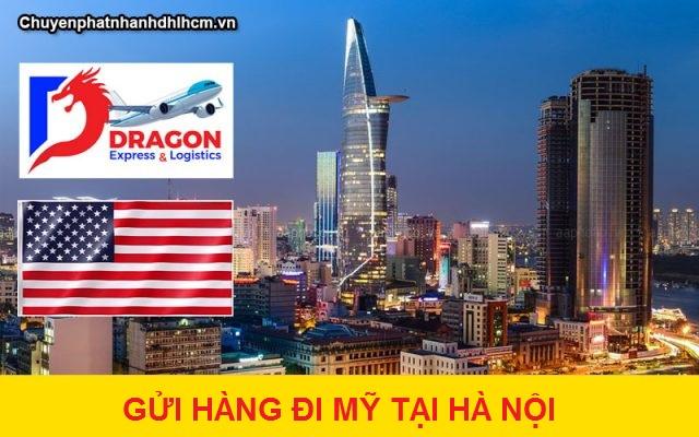 Gửi hàng đi Mỹ tại Hà Nội