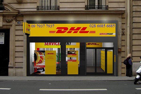 Sự cần thiết của dịch vụ chuyển phát nhanh quốc tế DHL quận 1