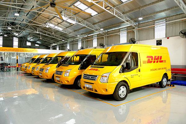 Chuyển phát nhanh quốc tế DHL tại quận 12