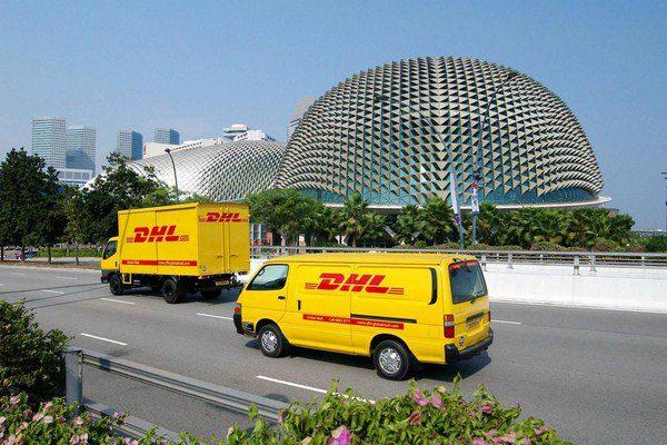 Chuyển phát nhanh quốc tế DHL tại quận Phú Nhuận