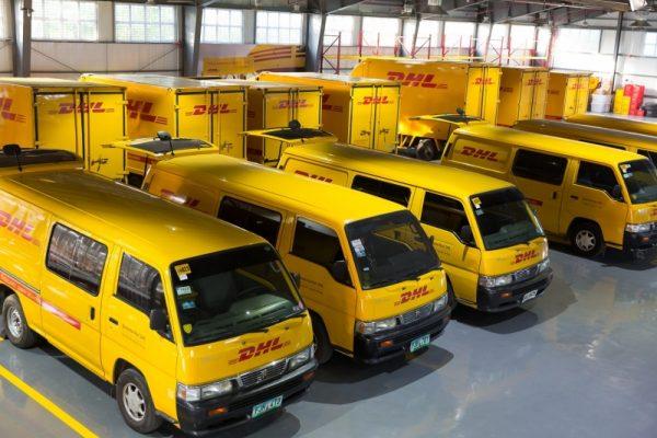 Gửi hàng đi Mỹ qua bưu điện tại quận Bình Tân giá rẻ từ DHL