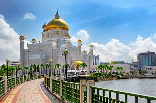 Dịch vụ gửi hàng đi Brunei 1