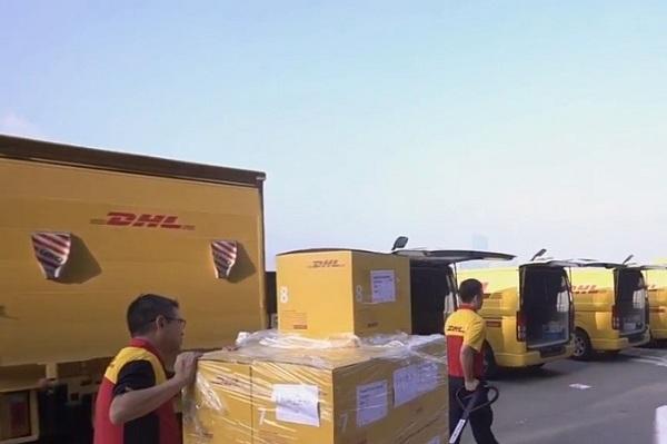 Chuyển phát nhanh DHL Tân Uyên Bình Dương