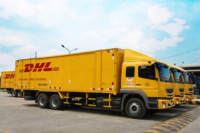 Chuyển phát nhanh DHL tại quận Hà Đông