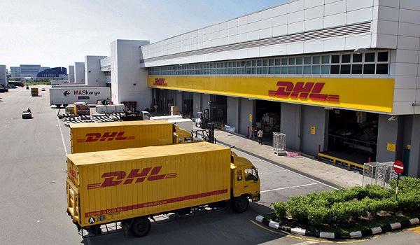 Công ty chuyển phát nhanh DHL với đội ngũ nhân viên nhiệt tình