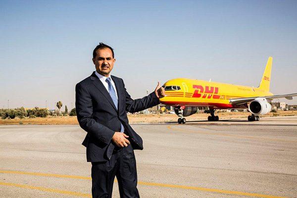 Dịch vụ chuyển phát nhanh DHL Bình Dương