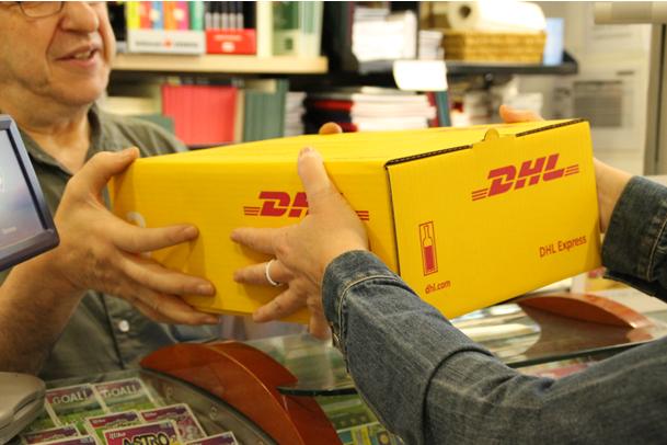 DGiao nhận hàng chuyển phát nhanh tại Ý đảm bảo