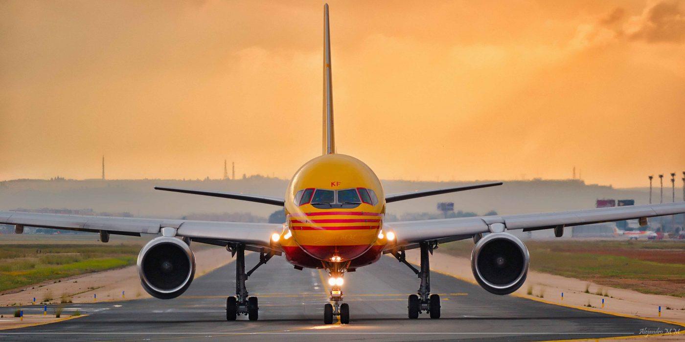 Chuyển phát nhanh DHL đi Tây Ban Nha