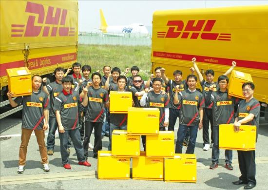 Chuyển phát nhanh DHL tại quận Long Biên