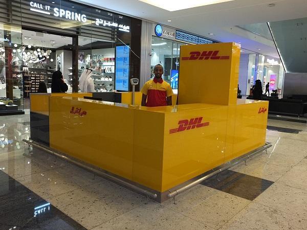 Gửi hàng quốc tế DHL đi Thụy Sĩ tại THCM