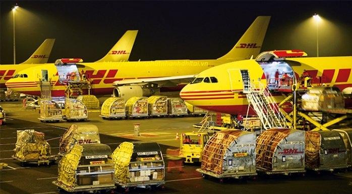 Dịch vụ chuyển phát nhanh dhl đi Singapore quận Gò Vấp