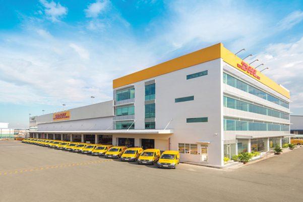 Dịch vụ mở tài khoản DHL tại Bình Phước chất lượng