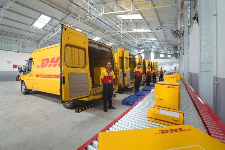 Dịch vụ mở tài khoản DHL tại Ninh Thuận chất lượng