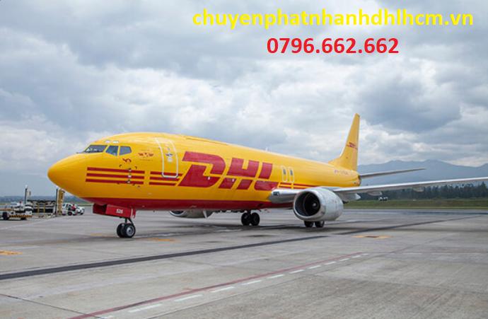Chuyển hàng đi Mỹ tại Bàu Bàng – DHL Bình Dương – 0796.662.662
