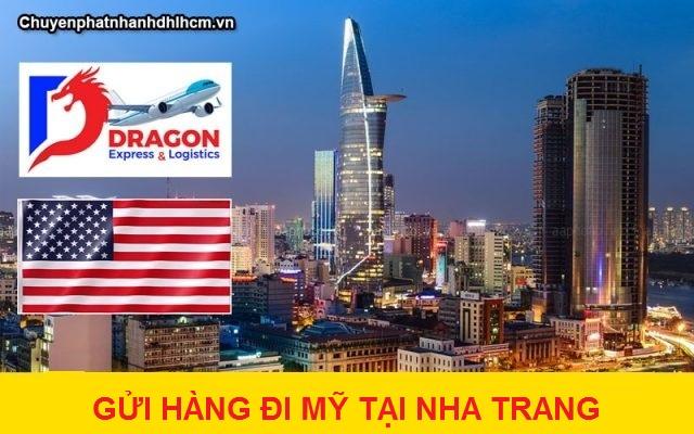 gửi hàng đi mỹ tại Nha Trang